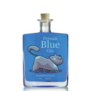 Persian Blue Marshmellow Gin