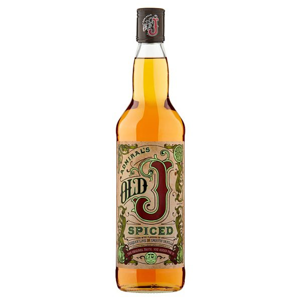 Admiral's Old J Spiced