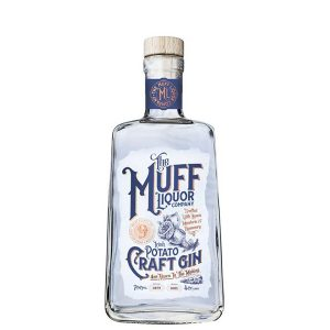 The Muff Liquor Co. Potato Gin