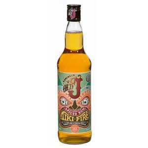 old j tiki fire