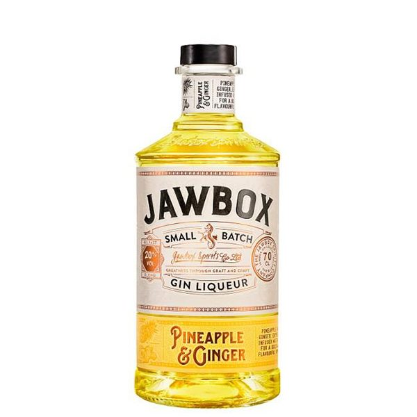 Jawbox Pineapple and Ginger Liqueur