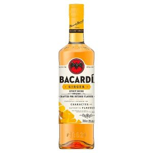 Bacardi Ginger Spirit Drink