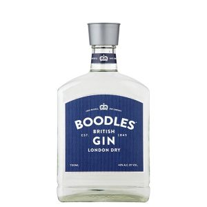 Boodles British london dry gin